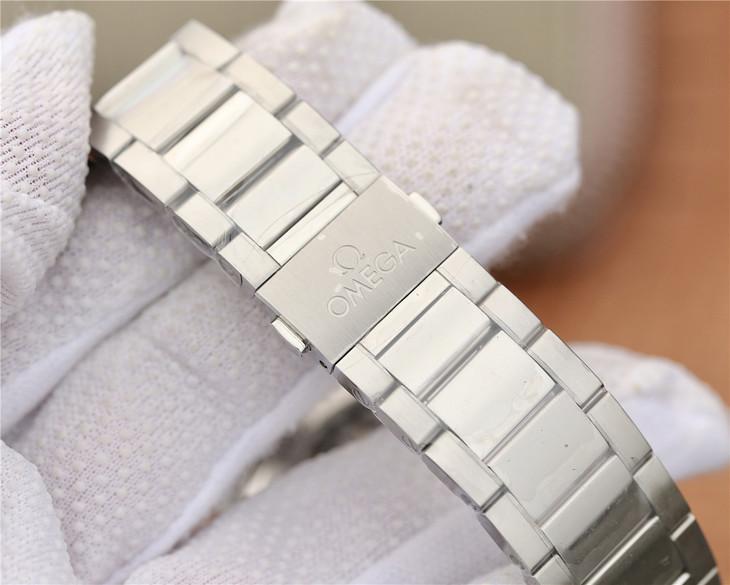 Omega Aqua Terra Stainless Steel Bracelet