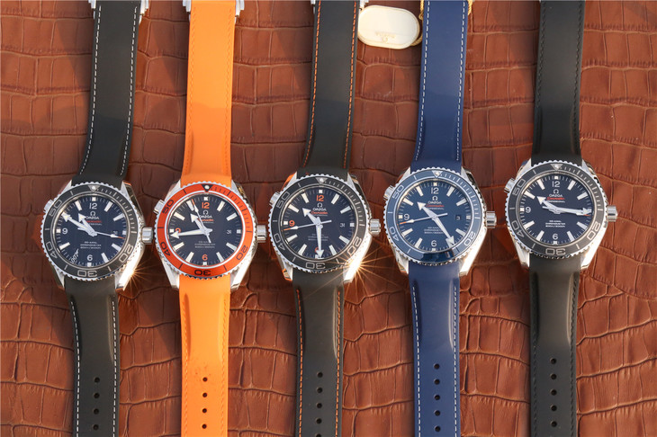 Omega Planet Ocean Collection