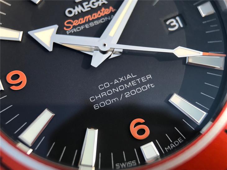 Orange 6 Marker