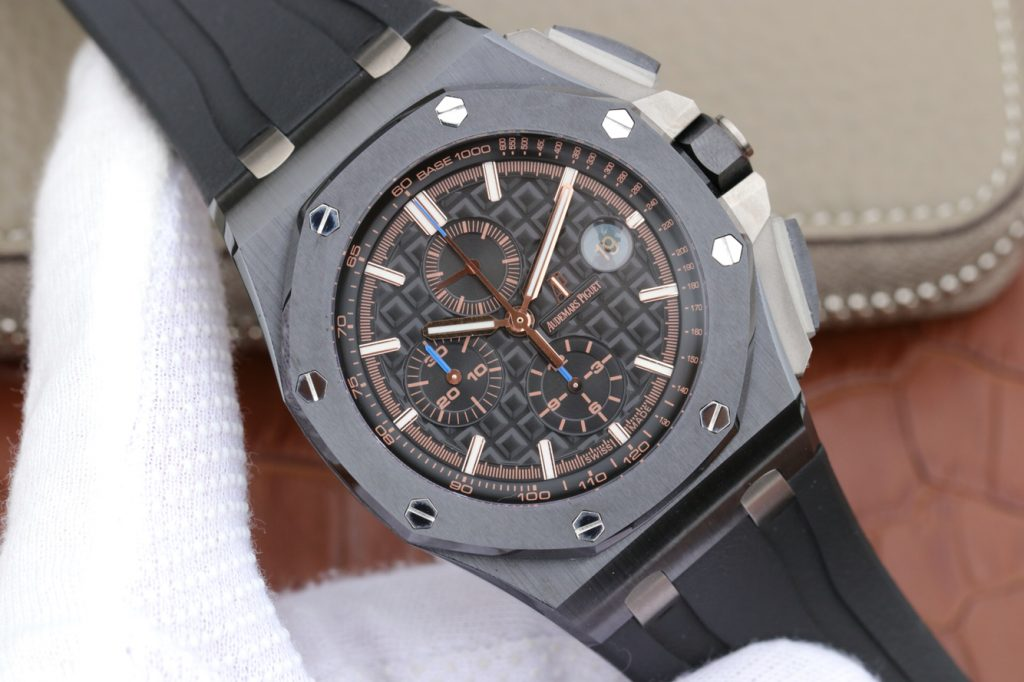 Replica Audemars Piguet ROO Black Ceramic