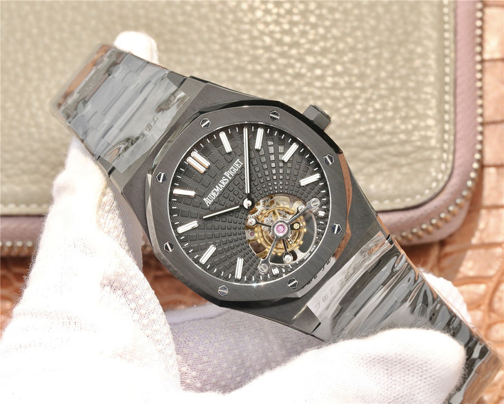 Replica Audemars Piguet Royal Oak PVD Black
