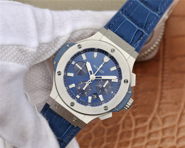 Replica Hublot Blue