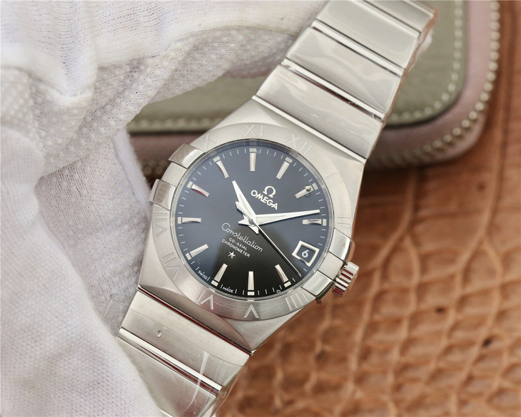 Replica Omega Constellation Co-Axial