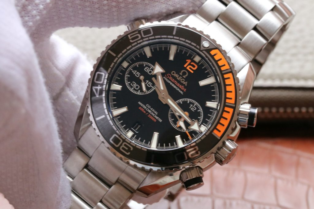 Replica Omega Planet Ocean Chrono