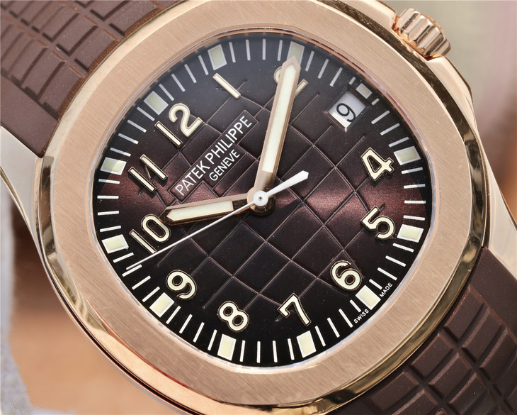 Replica Patek Philippe Brown Dial
