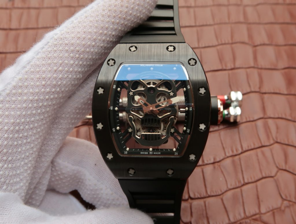 Replica Richard Mille Skull