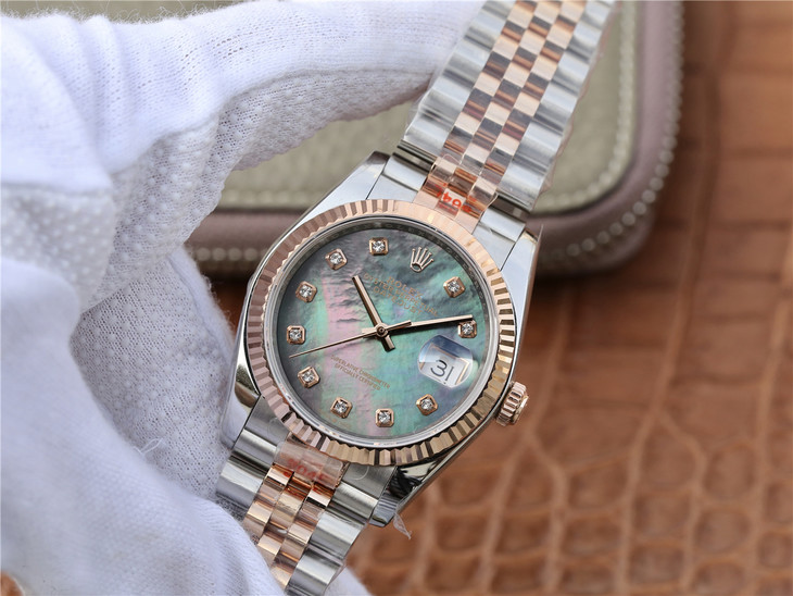 Replica Rolex Datejust 36mm GM Factory