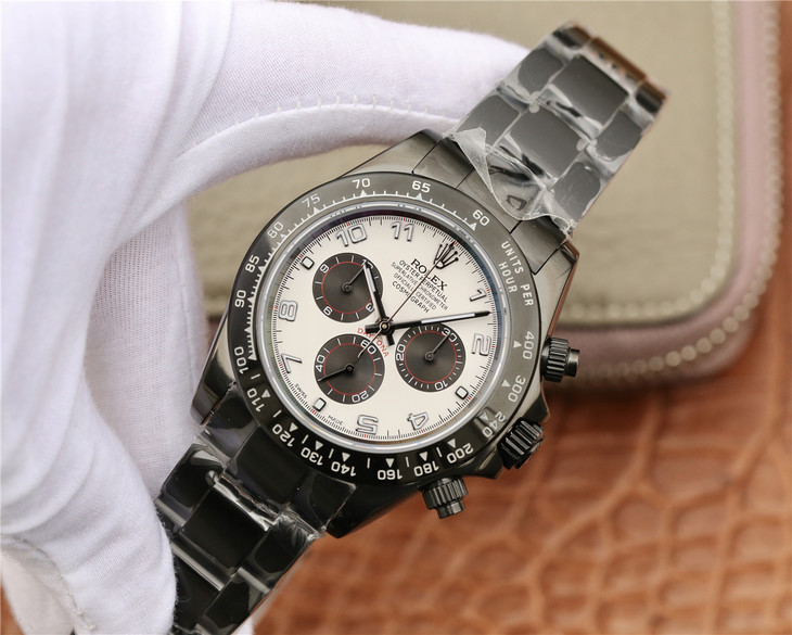 Replica Rolex Daytona Full Black