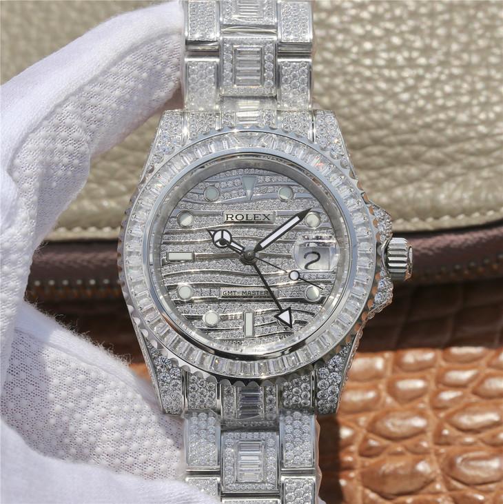 Replica Rolex GMT-Master II 116769
