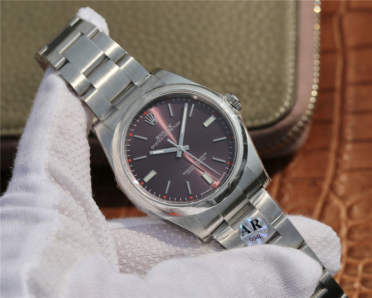 Replica Rolex Oyster Perpetual Grape