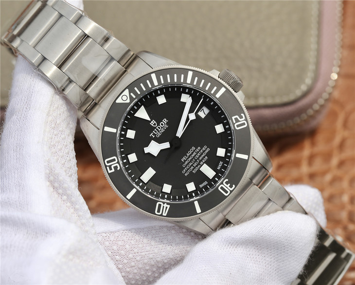 Replica Tudor Pelagos Black