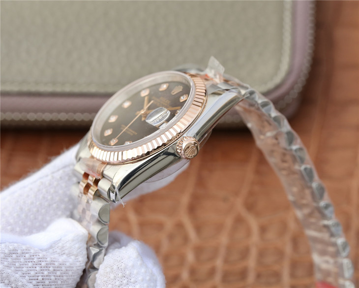 Rolex Datejust 36mm Crown