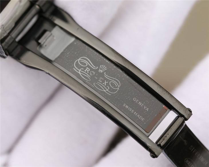 Rolex Daytona PVD Black Clasp 1