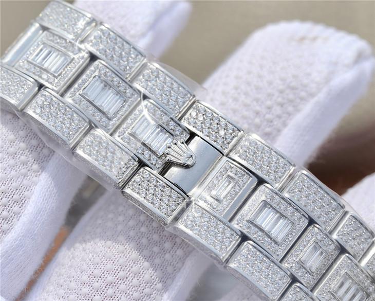 Rolex GMT-Master II 116769 Diamond Bracelet