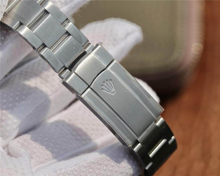 Rolex Oyster Perpetual 39mm 904L Steel Bracelet
