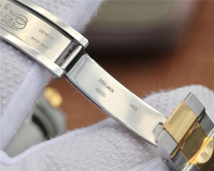 Rolex Sea-Dweller 126603 Clasp 2