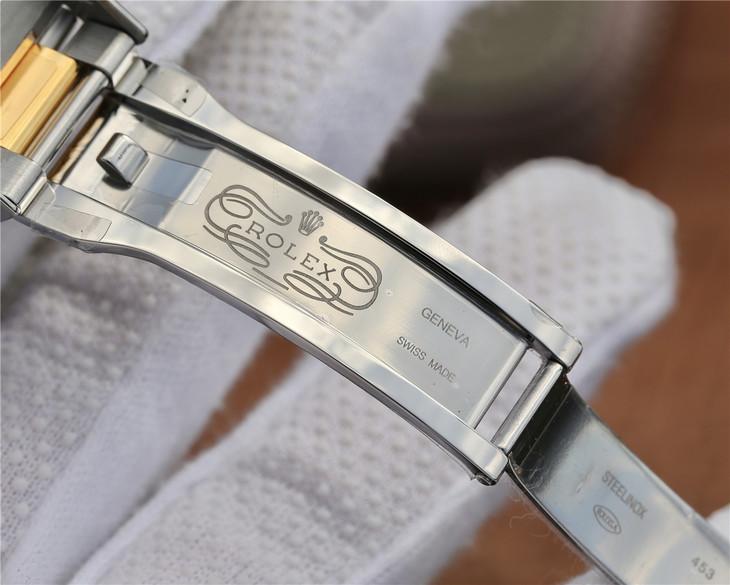 Rolex Sea-Dweller 126603 Clasp