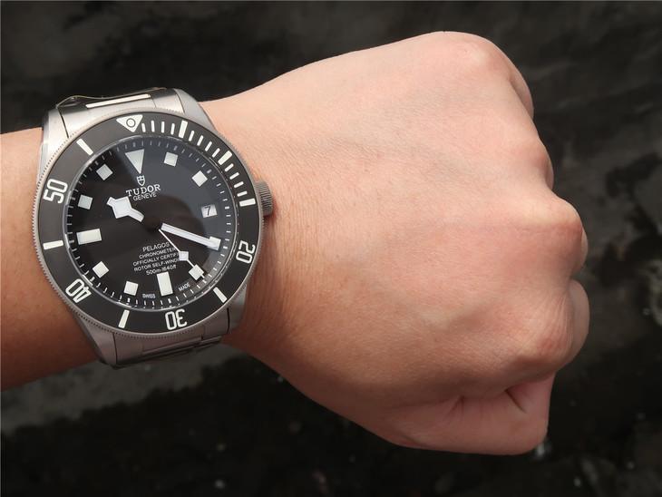 Tudor Pelagos Wrist Shot