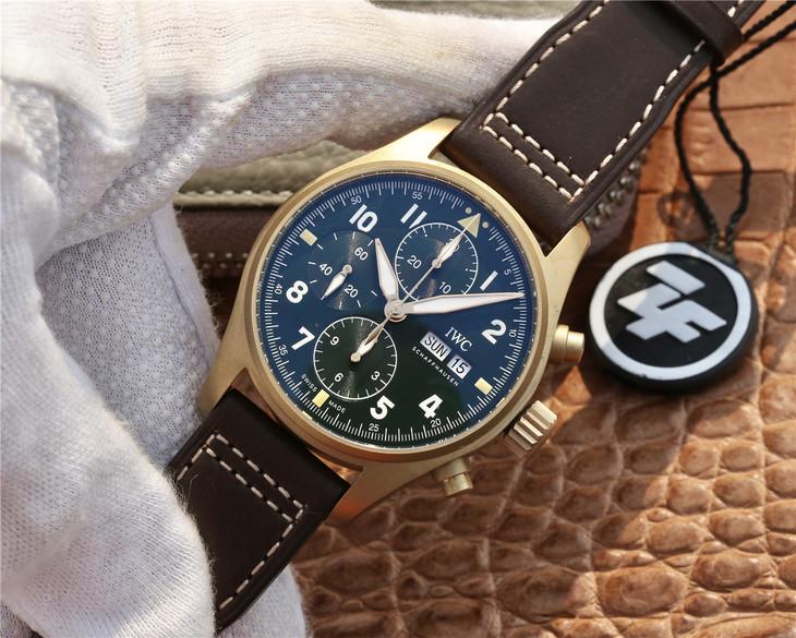 ZF Replica IWC Spitfire Bronze