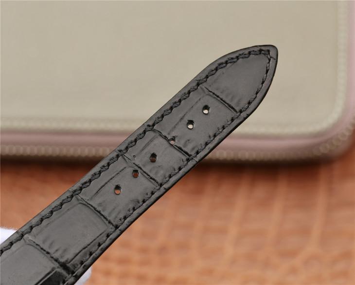 Audemars Piguet Millenary Black Leather Strap