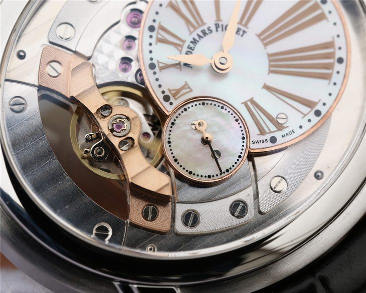 Audemars Piguet Millenary Small Seconds