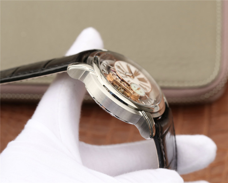 Audemars Piguet Millenary Stainless Steel Case