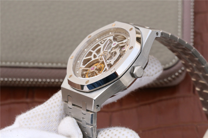 Audemars Piguet Royal Oak Tourbillon Crown