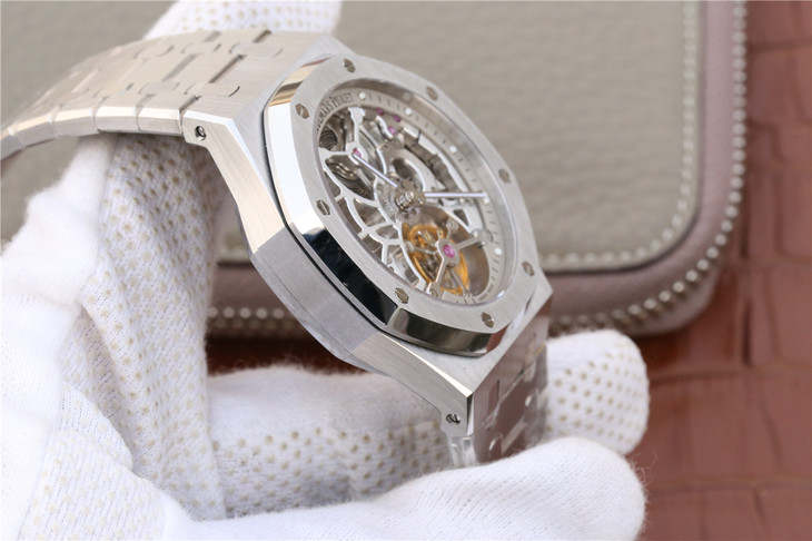 Audemars Piguet Royal Oak Tourbillon Steel Case