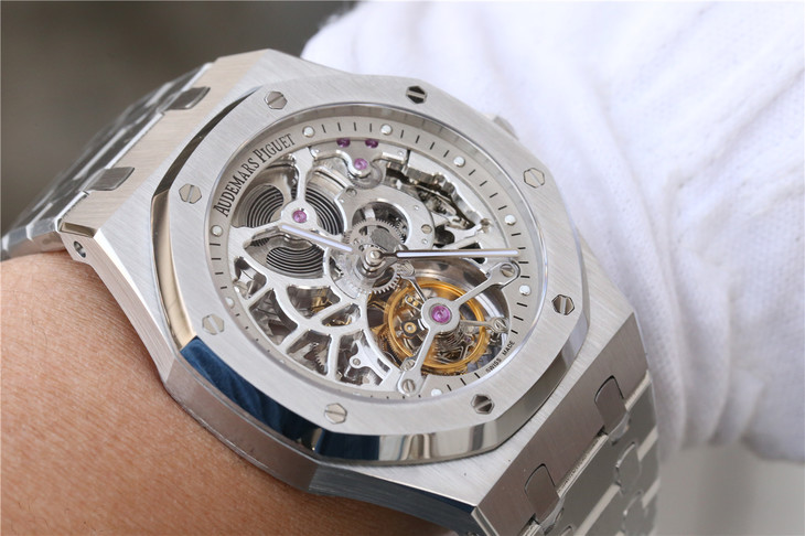 Audemars Piguet Royal Oak Tourbillon on Wrist