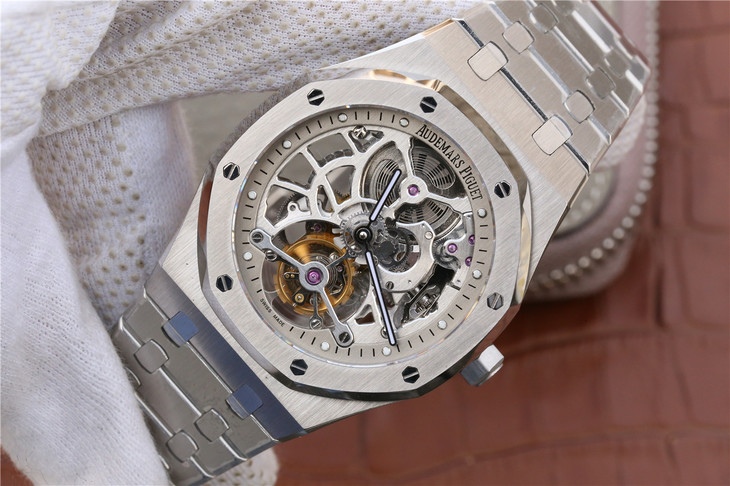 Audemars Piguet Skeleton Tourbillon Replica