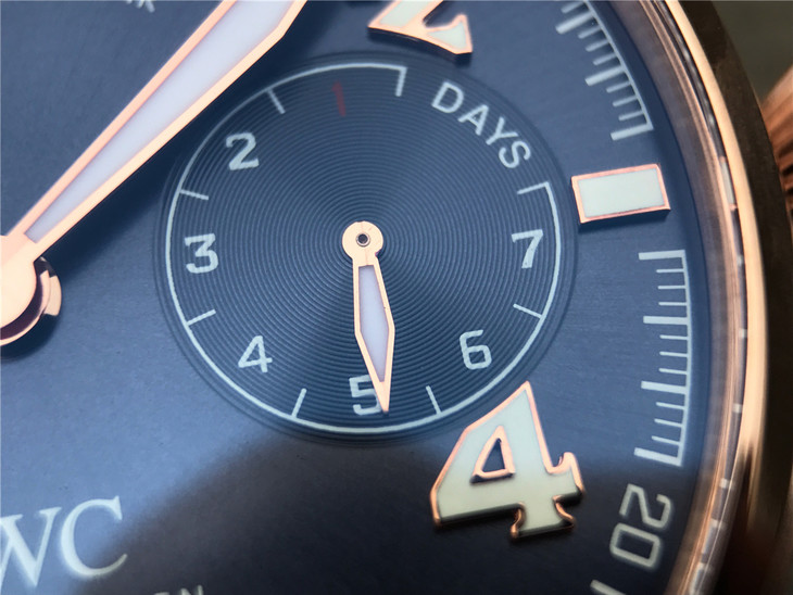 IW502701 Power Reserve Indicator