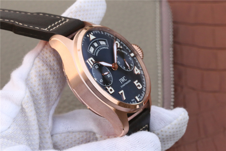 IW502701 Rose Gold Case