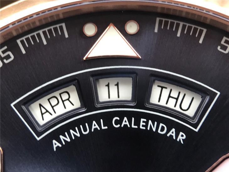 IWC IW502701 Annual Calendar Display