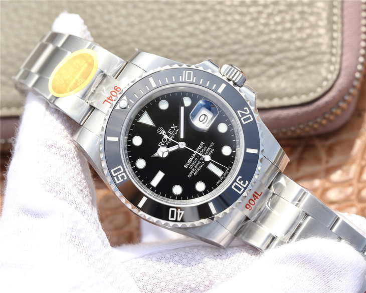 Nail Replica Rolex Black Submariner