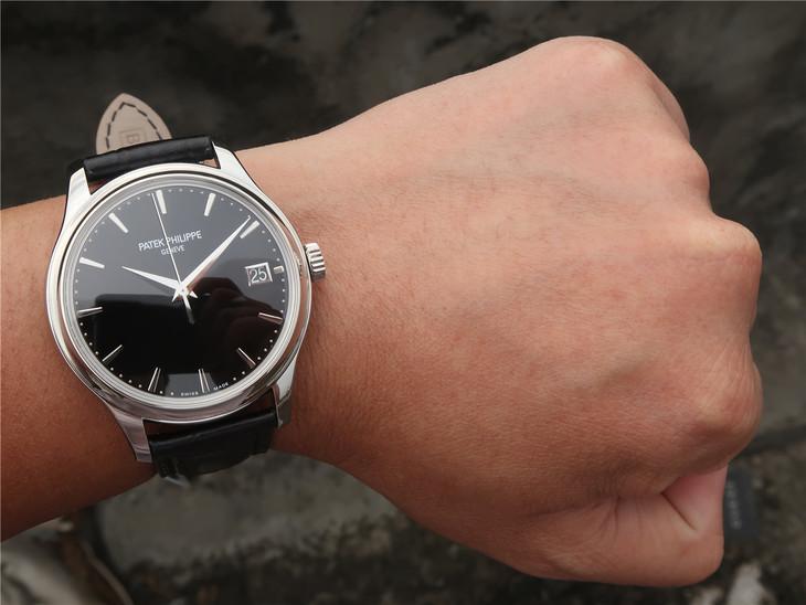 Patek Philippe Calatrava Wrist Shot