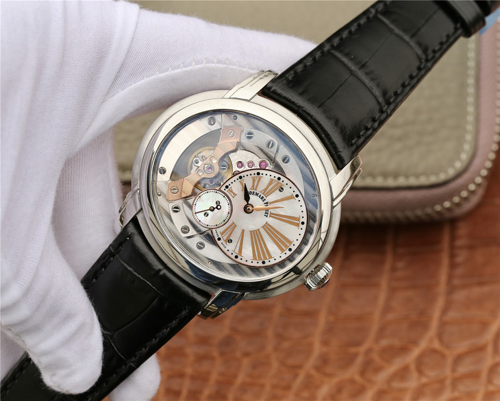 Replica Audemars Piguet Millenary Skeleton