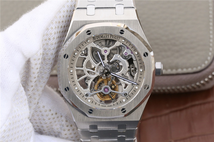 Replica Audemars Piguet Royal Oak Tourbillon Extra Thin