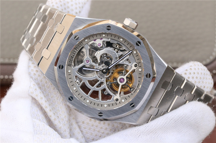 Replica Audemars Piguet Tourbillon Skeleton