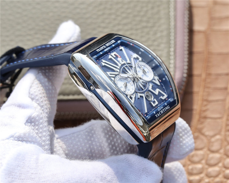 Replica Franck Muller Steel Case
