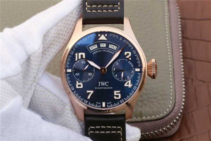 Replica IWC Big Pilot Annual Calendar