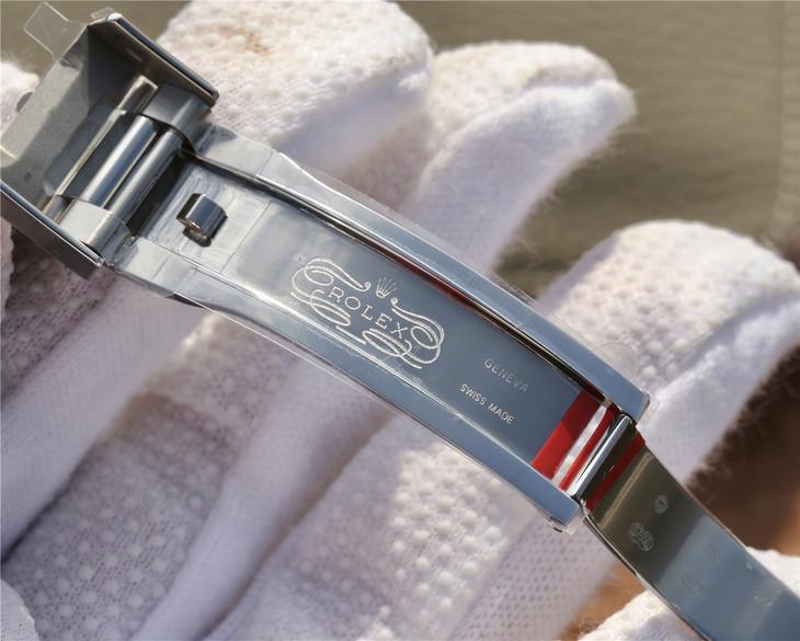 Replica Rolex 126719 Clasp Engravings