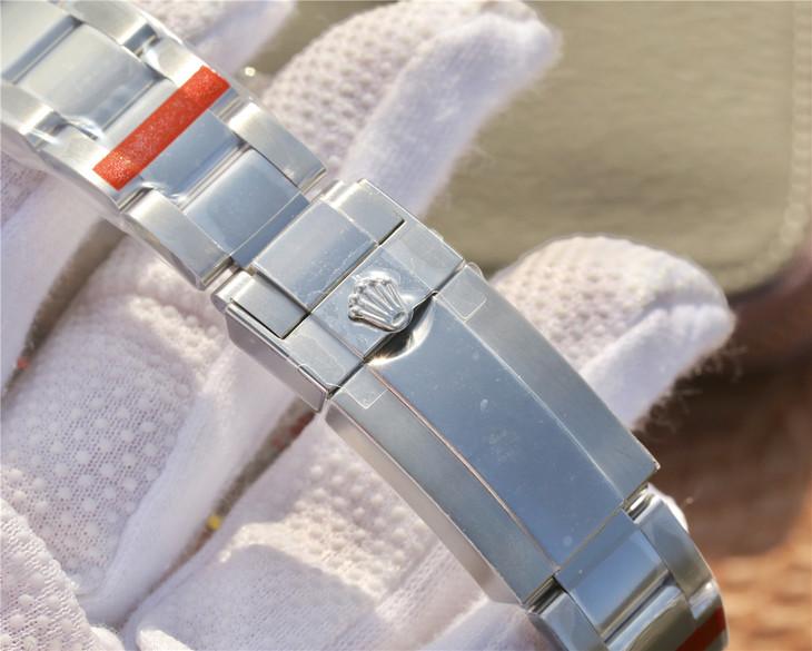 Replica Rolex GMT-Master II 904L Steel Bracelet