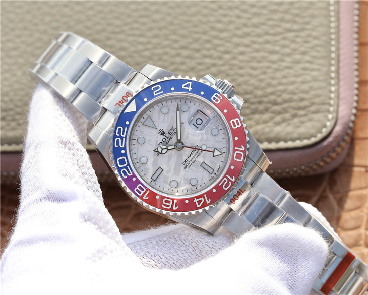 Replica Rolex GMT-Master II Meteorite Watch