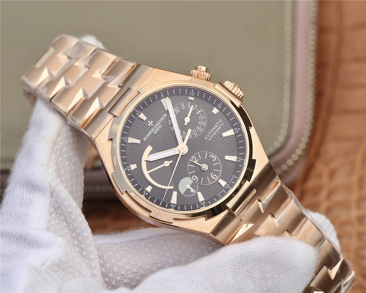 Replica Vacheron Constantin Rose Gold