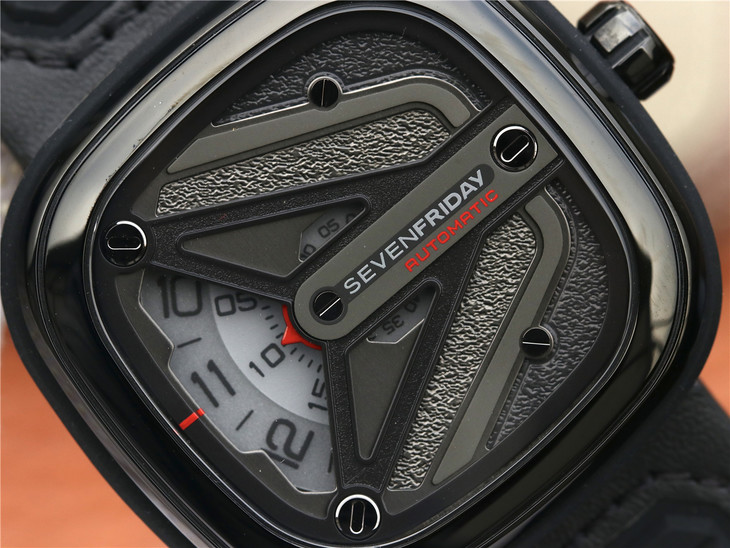 Sevenfriday Spaceship Dial
