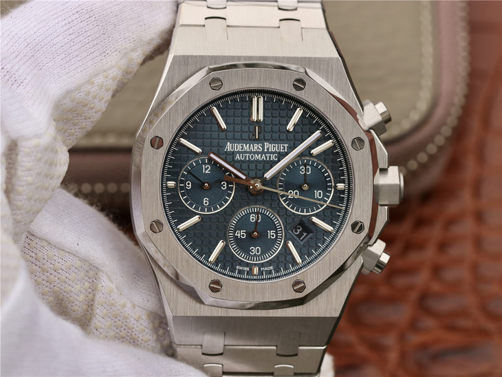 Audemars Piguet Royal Oak Chronograph Blue Dial