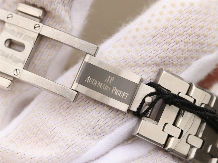 Audemars Piguet Royal Oak Chronograph Stainless Steel Clasp