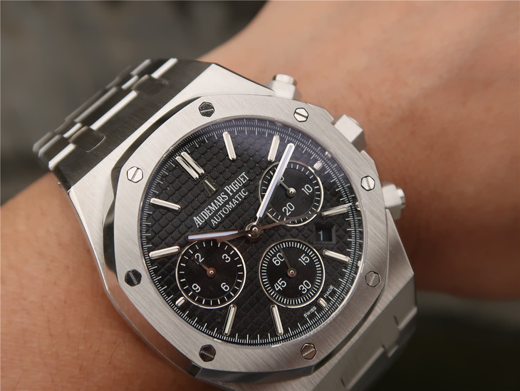 Audemars Piguet Royal Oak Chronograph on Wrist