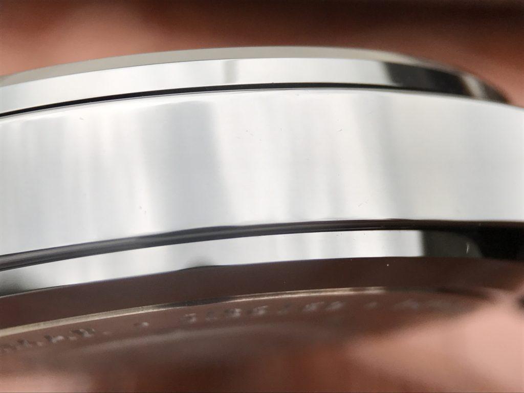 IWC Big Pilot Case Close-up