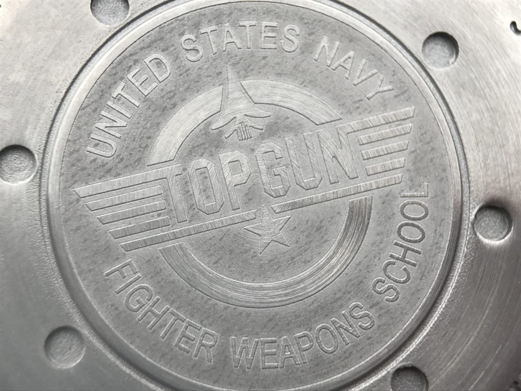 IWC United States Navy Engravings